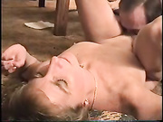 Hot MILF Fucked Hard On Her Back And Loves It